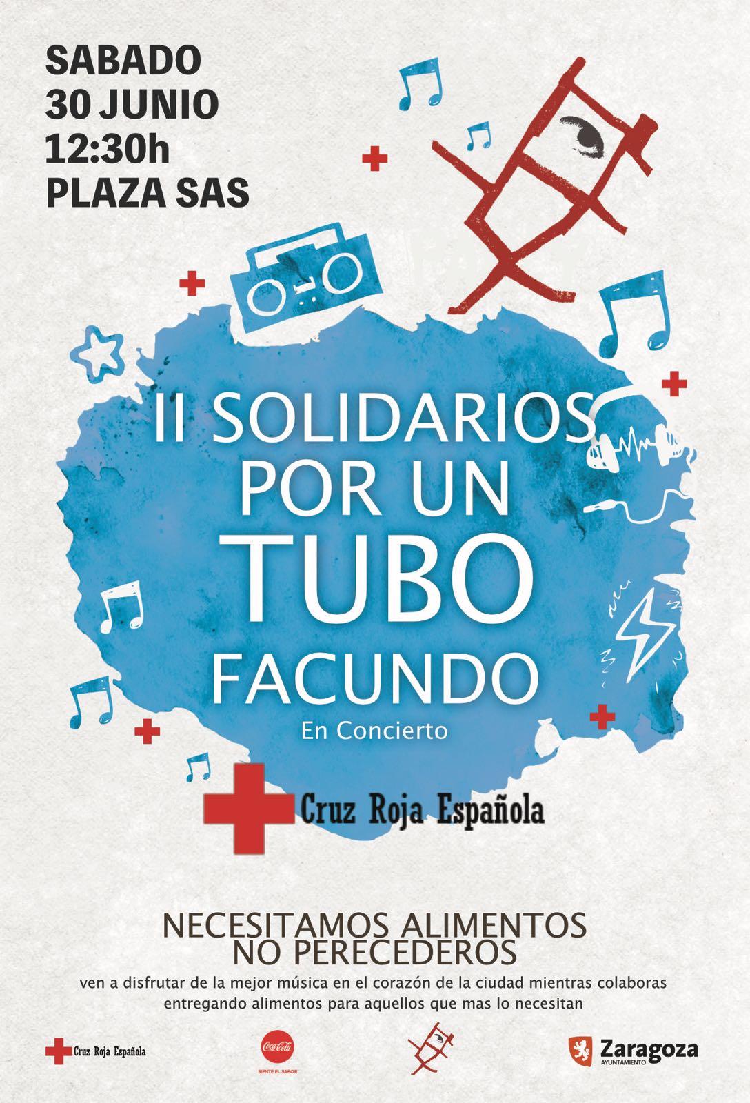 festival solidario zaragoza